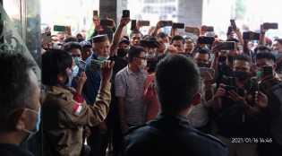 Kantor Bea Cukai Tembilahan ''Diserbu'' PAO dan KKSS