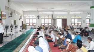 Bupati HM Wardan Silaturahmi Bersama Masyarakat Kecamatan Sungai Batang