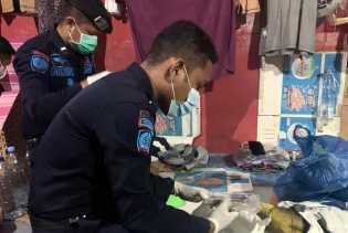 Petugas Rutan Pekanbaru Temukan Handphone hingga Gunting