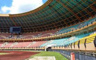 Stadion Utama Riau Gagal Direnovasi
