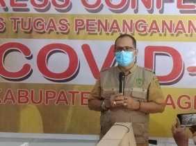 Tujuh Warga Tembilahan Terinfeksi Covid-19