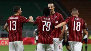 Milan Vs Juventus: Rossoneri Menang 4-2, Meski Sempat Tertinggal Dua Gol