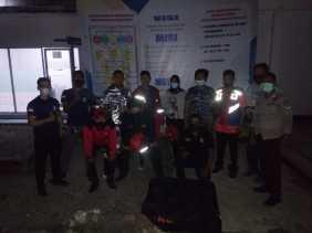 Lagi, Sarang Tawon di RSUD Tembilahan Berhasil Dievakuasi Tim Penyelamat
