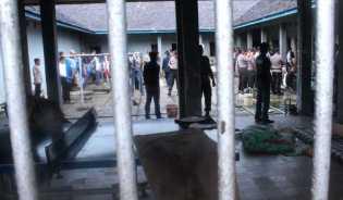 Dua Ratus Lebih Napi Narkoba Dijebloskan ke LP Nusakambangan