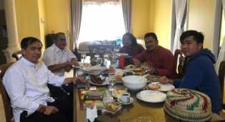 Program PWI Inhil Periode 2020-2023 Didukung Ketua DPRD