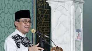 Bupati Inhil Menghadiri Sekaligus Membuka Kegiatan Simaan Al Qur'an Oleh Hafish dan Hafizah