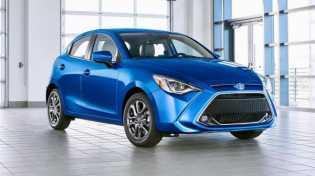 Toyota Suntik Mati Yaris karena Kurang Laku