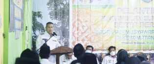 Wabup Inhil: Jangan Ikut Berpolitik Dalam Pilkades Serentak
