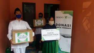 OPPO Siap Salurkan Donasi Hasil Lelang yang Terkumpul Rp 75 Juta