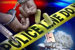 Polisi Tangkap 3 Pilot karena Pakai Sabu