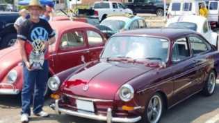 Pemilik Awal Mobil Klasik Ini Bertemu Lagi setelah 38 Tahun Terpisah