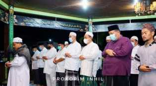 Bupati: Dirikan Shalat Di Waktu Malam Ramadan