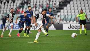 Di 4 Pertandingan Terakhir, Juventus 3 Kali Dapat Hadiah Penalti