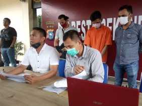 Polisi Gari Eks Karyawan Tekno Komputer