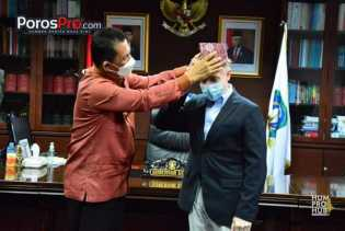 Ansar Ahmad Menerima Kunjungan Konsul Amerika Serikat di Indonesia
