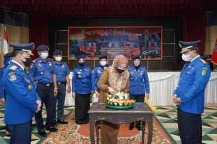 DPKP Inhil Peringati HUT Damkar ke-102 Tahun 2021