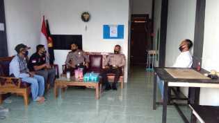 LBDH Inhil Dikunjungi Kasat Binmas Polres