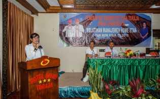 Kementerian Pariwisata Sosialisasikan Program Homestay Desa Wisata di Tana Toraja