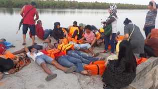 Perdagangan Orang ke Malaysia saat Pandemi Covid-19 Berhasil Digagalkan