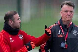 Wayne Rooney Ungkap Kekesalan Man United yang Pecat Louis van Gaal