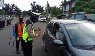 47 Ribu Lebih Pemudik Nekat Masuk Wilayah Jawa Barat