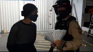 Pria di Depok Ditangkap Tim Jaguar saat Hendak Transaksi Dolar Palsu