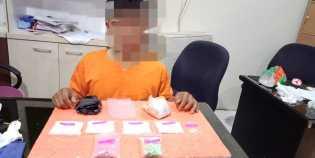Pria 30 Tahun Diciduk Polisi