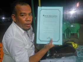 SBNC Tolak Laporan Keuangan PD Dana Amanah Pelalawan