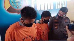 Dua Pria Ditangkap Akibat Modus Ganjal ATM yang Menguras Saldo Rp16 Juta