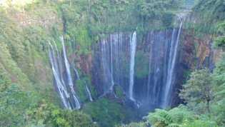 Konon Katanya Air Terjun Ini Dikatakan Paling Indah di Pulau Jawa