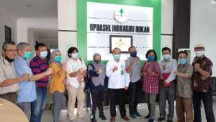 PWI Riau Bakal Punya Hutan Komunitas Pertama di Indonesia