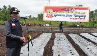 Kampung Tangguh Nusantara Diresmikan
