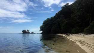 Pantai Pasir Putih dari Sulawesi yang Begitu Menawan