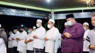 Pemkab Inhil Gelar Shalat Tarawih Berjamaah