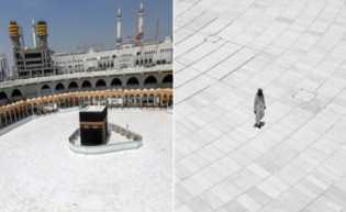 Mimpi 20 Tahun Lalu Jadi Kenyataan, Pria Ini Tawaf Sendirian di Ka'bah