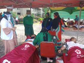 Pemkab Inhil dan PMI Gelar Donor Darah Bagi ASN dan Non ASN