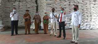 Disdagtri: Stok Beras dan Tepung Aman Selama Ramadhan 1442 H
