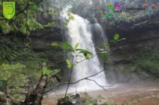 Menariknya Objek Wisata Air Terjun 86 di Kemuning Inhil
