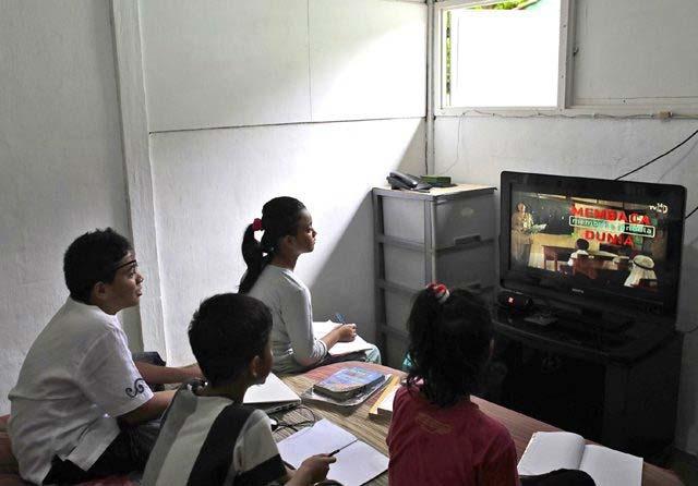 Sampai Hari Ini, Belajar Tatap Muka di Sekolah Belum Diizinkan
