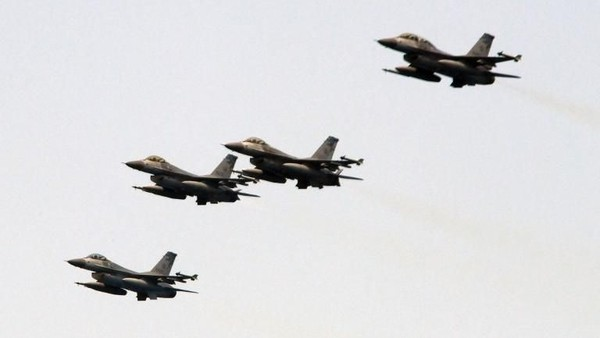 Dua Pesawat Militer Milik China Kedapatan Terbang Melintasi Wilayah Taiwan