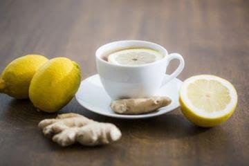 Coba Aja Lemon Dengan Jahe Hangat Di Pagi Hari Kamu Tak Akan Menyesal