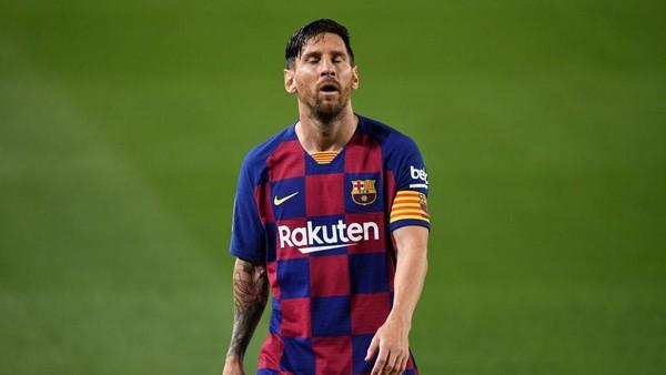 Inter Siap Kontrak Messi Senilai Rp 4,5 T